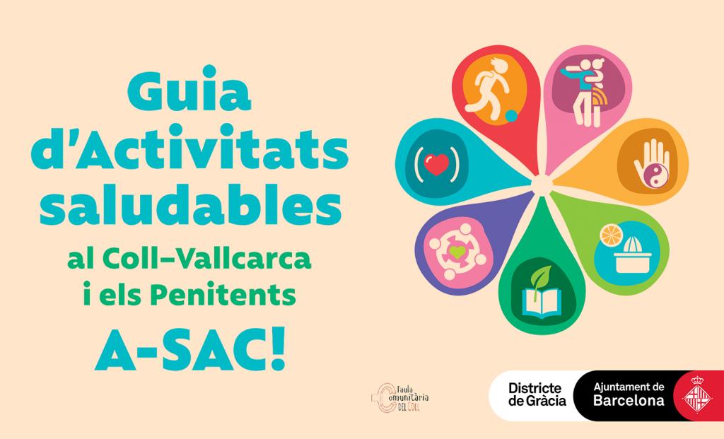 Guia d'Activitats saludables al Coll-Vallcarca i els Penitents